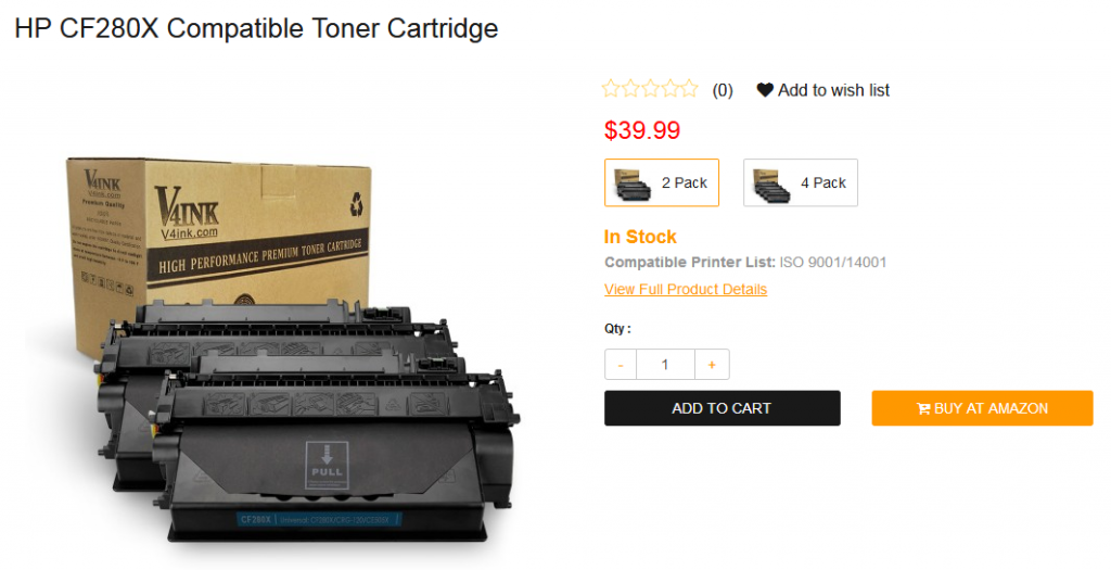 cf280x toner cartridges